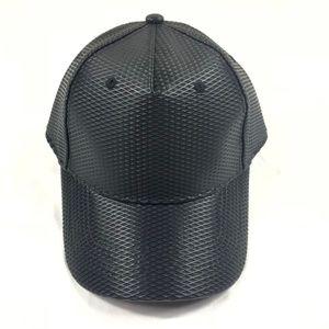 Free Press Unisex Black Diamond Pattern Cap
